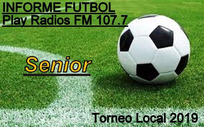 Fútbol Senior Resultados Goleadores Tribunal De